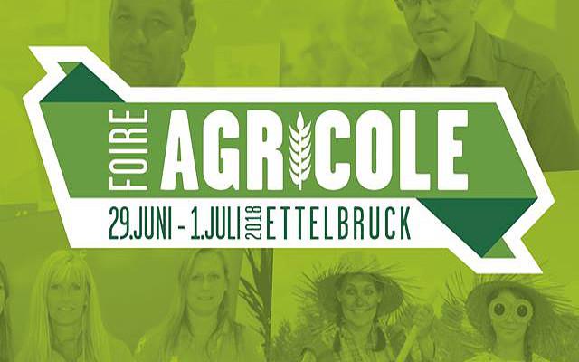 Landwirtschaftliches Spektakel